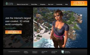 Presentación de Second Life - Avatar y Tierra Virtual