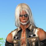 Avatar Second Life Masculino