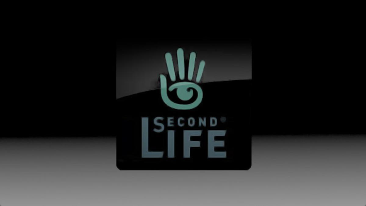 Logo de Qué es Second Life