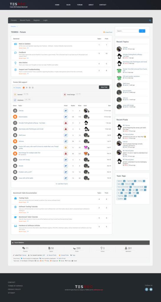 Ejemplo de Foro Profesional con WordPress y WPforo