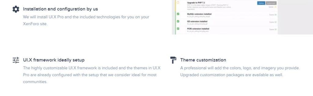 Como Crear un Foro Profesional con WordPress (UIX Framework pic)